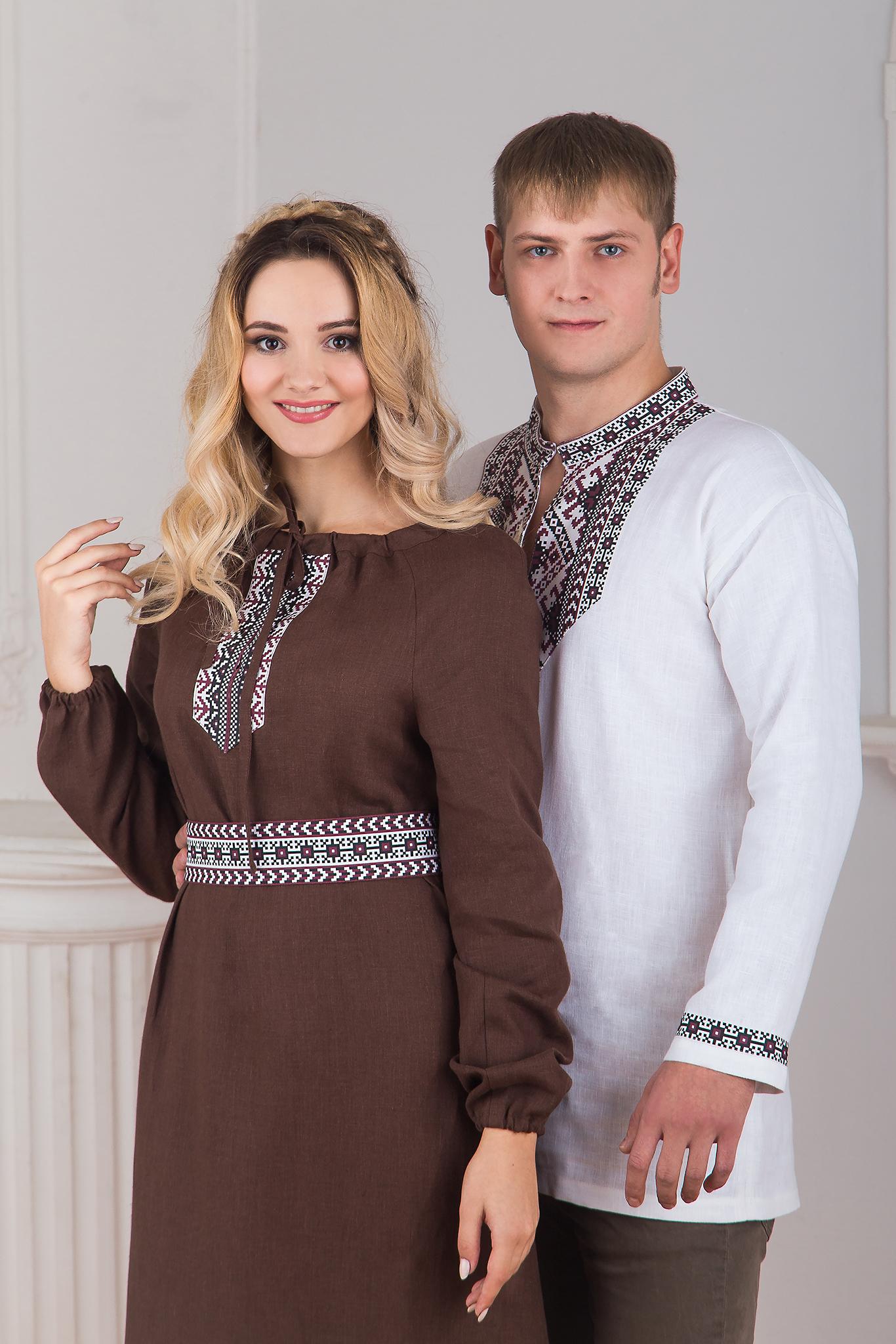 Славянская боевая рубаха