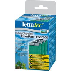 Tetra EC 250/300 фильтрующие картриджи без угля для внутренних фильтров EasyCrystal 250/300 3 шт.