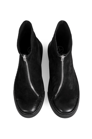 Ботинки с косой молнией «GIGEST»