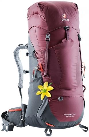 рюкзак туристический Deuter Aircontact Lite 45+10 Sl