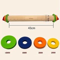 Кольца для наборной скалки