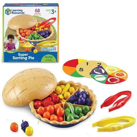 Набор для сортировки Ягодный пирог Learning Resources
