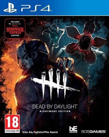 PS4 Dead by Daylight - Nightmare Edition (английская версия)