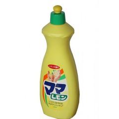 Жидкость для мытья посуды, Lion, Mama Lemon, лимон, 800 мл