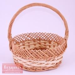 Кузаранда восстанавливает народные традиции: плетеные корзины для овощей
