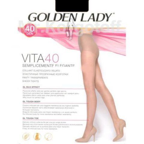 Колготки Golden Lady Vita 40