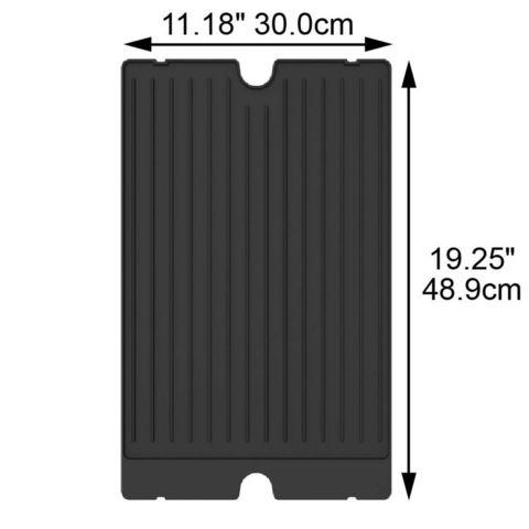 Чугунная планче для Signet Series  (38.1 см x 32.5 см)