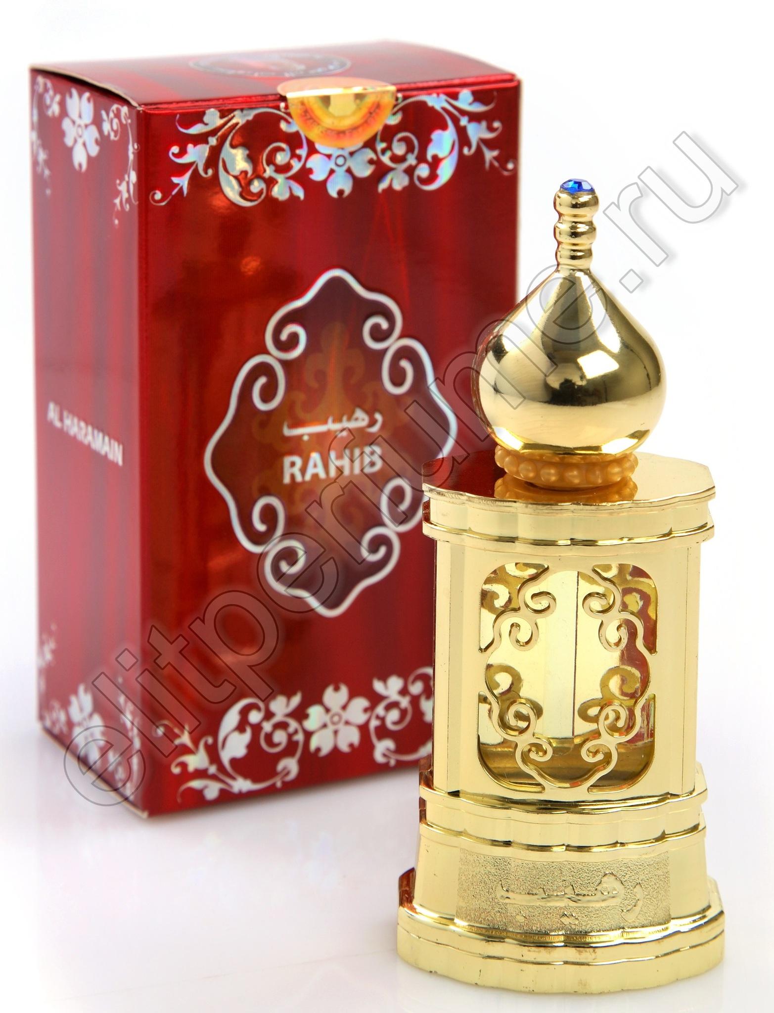 Пробники для духов Рахиб Rahib 1 мл арабские масляные духи от Аль Харамайн Al Haramin Perfumes