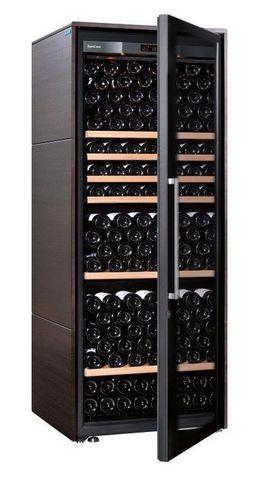 Винный шкаф EuroCave V Collection L венге, стандартная комплектация