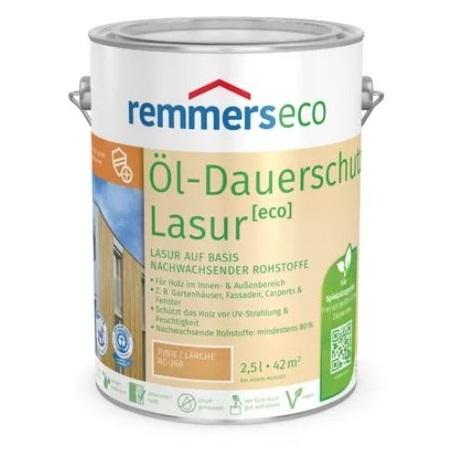 Лазурь для древесины Remmers Есо Ol Dauershutz-Lasur / Реммерс Дауэршутц Лазурь