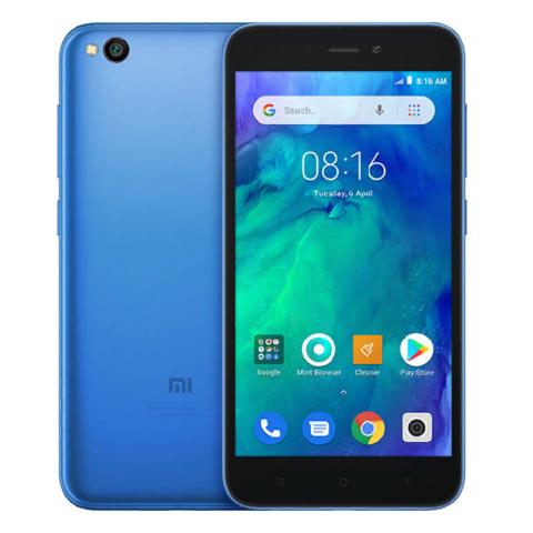 Смартфон Xiaomi Redmi Go  8Gb Blue EU (Global Version)