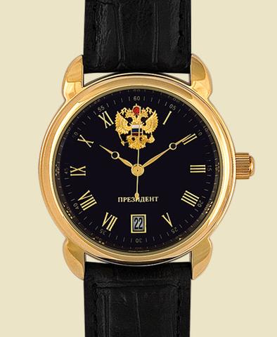 Купить Наручные часы Полет Президент 4076681 по доступной цене