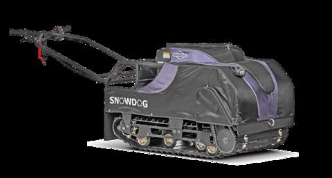 Мотобуксировщик SnowDog Compact Briggs&Stratton 13 (электростартер)