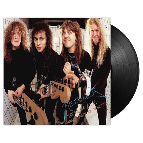 Metallica / The $5.98 E.P. - Garage Days Re-Revisited (12