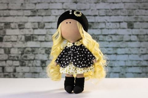 Куколка Зоряна. Коллекция La Petite.