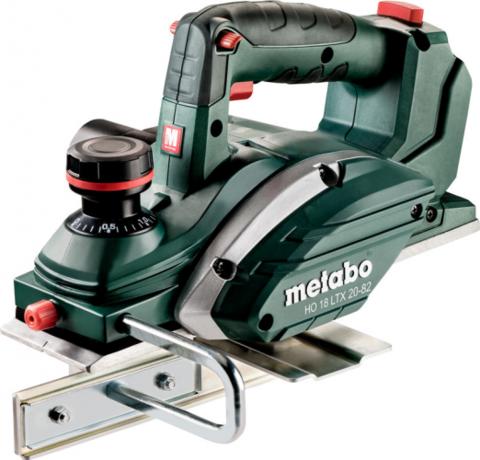Аккумуляторный рубанок Metabo HO 18 LTX 20-82
