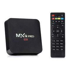 Андроид приставка для ТВ MXQ Pro 4K