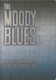 The Moody Blues / The Lost Performance - Live In Paris '70 (DVD)