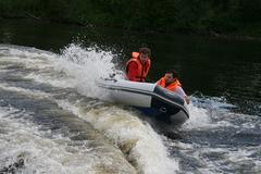 Надувная лодка Кайман N-360