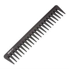 Расчёска облегчающая расчесывание карбон антистатик Detangling comb: antistatic