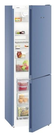 Двухкамерный холодильник Liebherr CNfb 4313