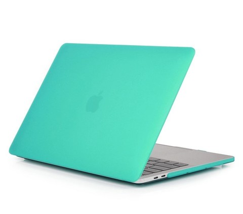 Накладка пластик MacBook Air 13.3 /matte mint/
