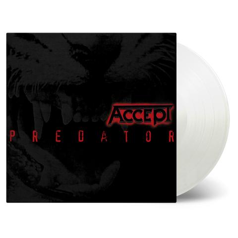 Accept / Predator (Clear Vinyl) (LP)