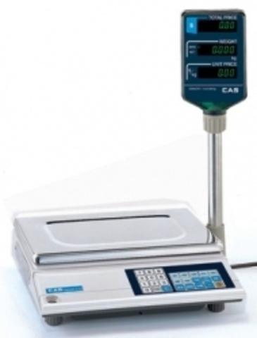 Электронные весы CAS AP-1EX