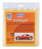 Liqui Moly Auto Tuch  Замшевый платок для впитывания влаги после мытья автомобиля и стекол.