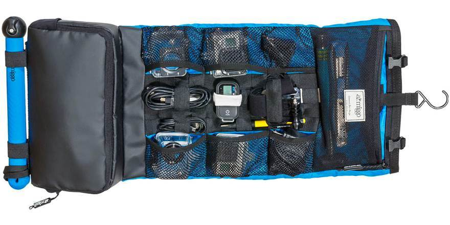 Miggo Agua Stormproof Action Pack 55 открыта