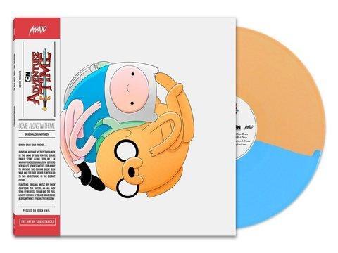 Виниловая пластинка. Adventure Time: Come Along With Me - Original Soundtrack