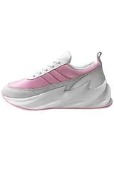 Кроссовки Adidas Sharks- White / Pink