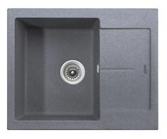 Мойка Kaiser (Кайзер) KGMK-6250-G Grey для кухни из искусственного камня, прямоугольная