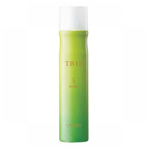 Lebel Trie Spray 5 - Спрей для укладки средней фиксации