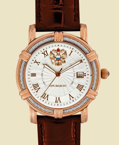 Купить Наручные часы Полет Президент 4459471 по доступной цене