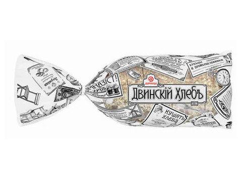 Хлеб двинский заварной Дарница, 350г