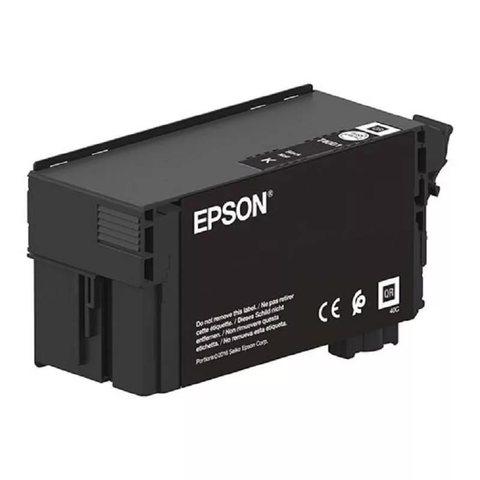 Картридж черный для Epson SC-T3100/SC-T5100 80мл