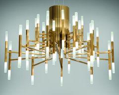 Подвесной светильник THE LIGHT by ALMA LIGHT ( gold )