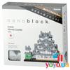 Nanoblocks замок белой цапли