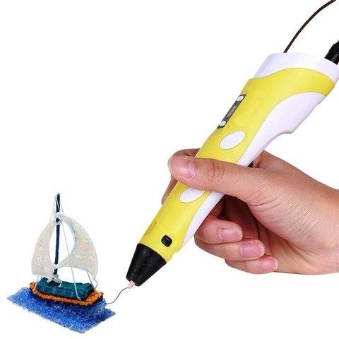 3D-Ручка (3D Pen второго поколения)