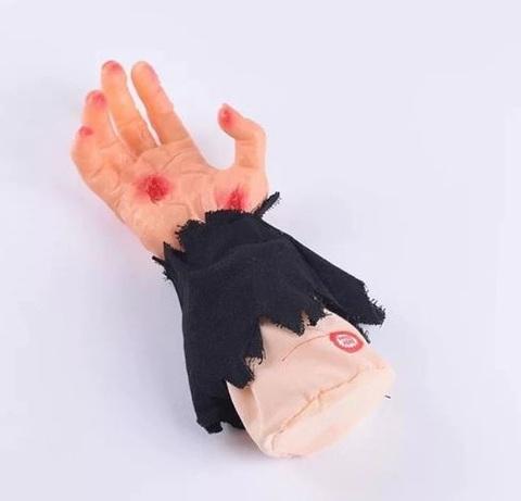 Хэллоуин Ходячая рука Зомби