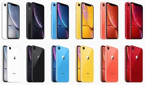 iPhone Xr Android (MTK6580)