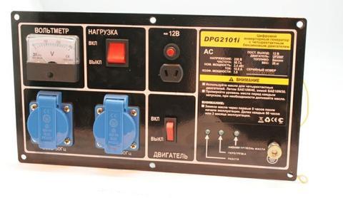 Панель контрольная DDE DPG2101i