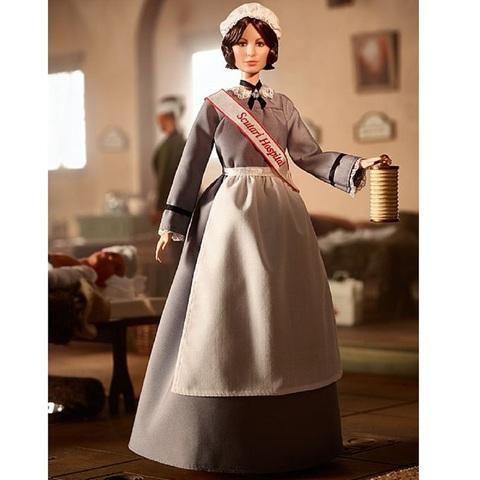 Барби Вдохновляющие женщины Флоренс Найтингейл