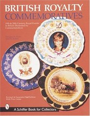 British Royalty Commemoratives, 2nd Ed