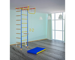 Детская шведская стенка Самсон 1 (распорная/ к потолку)