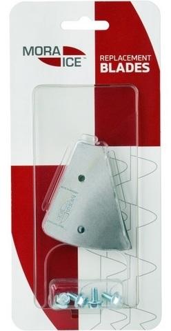 Ножи сферические Mora Ice для шнеков и ледобуров Micro, Arctic, Expert Pro 130 мм (с болтами для крепления), арт. 20586