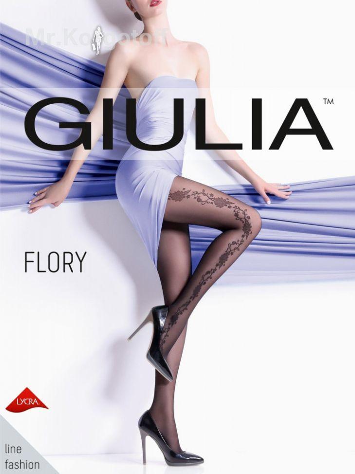 Колготки Giulia Flory 12