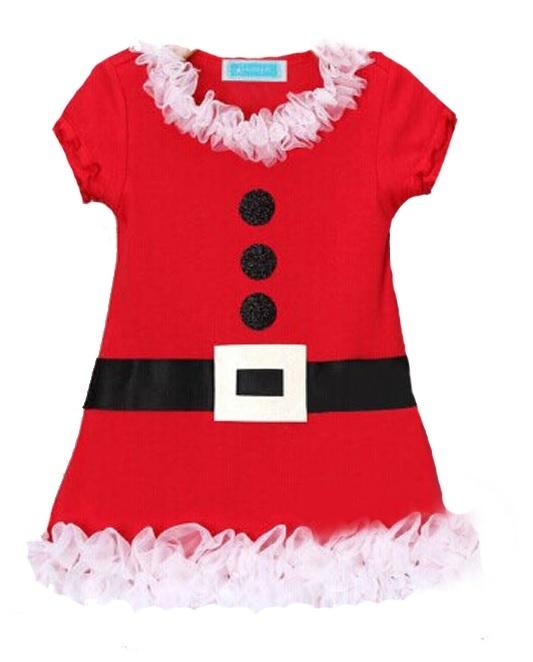 Платье детское новогоднее для девочки