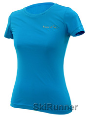 Футболка Nordski Active Light Blue женская